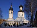 Вознесенский собор зимой